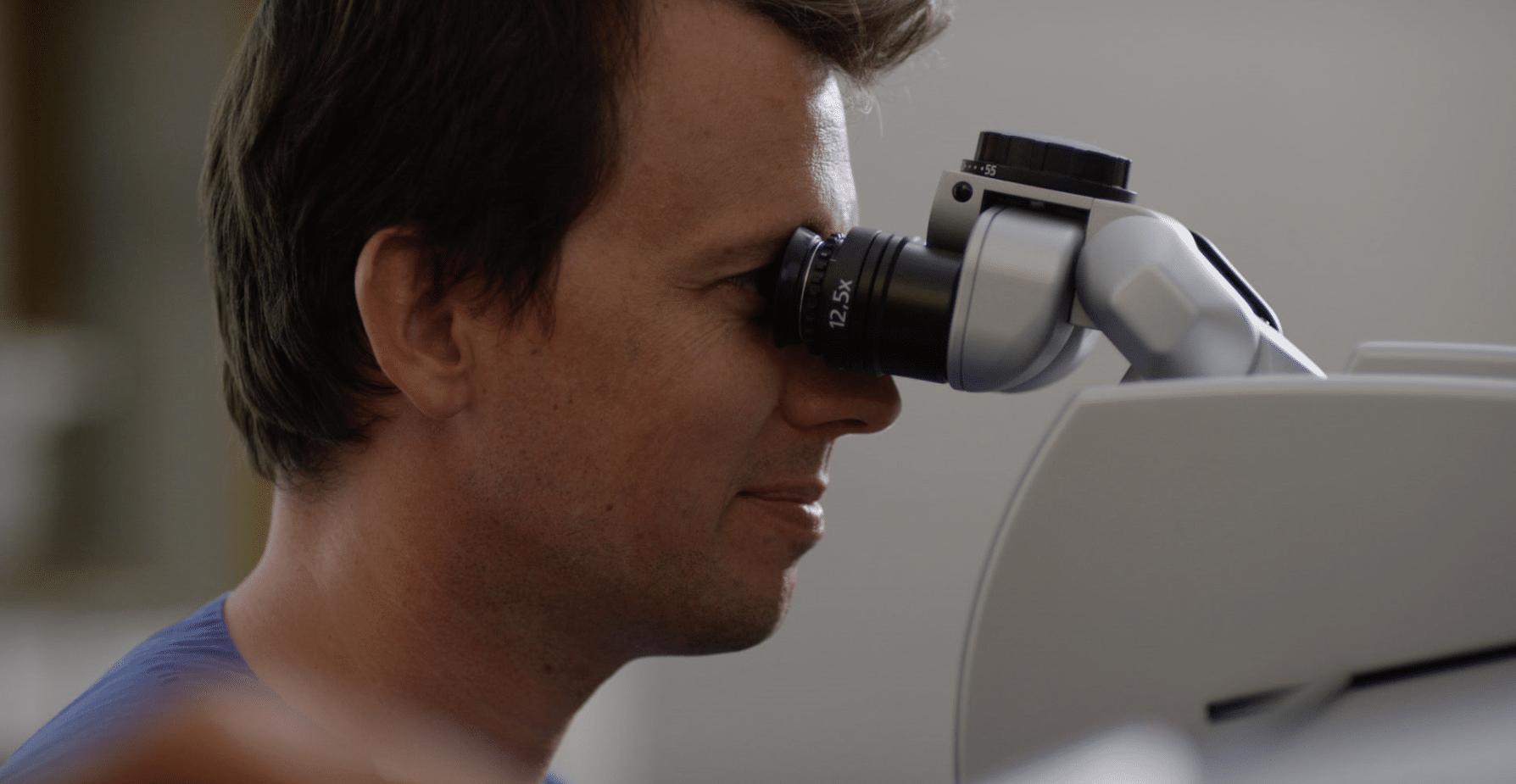 SLT-Therapie wirksam bei Glaukom
